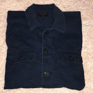 Abercrombie & Fitch Men's Shirt Jacket